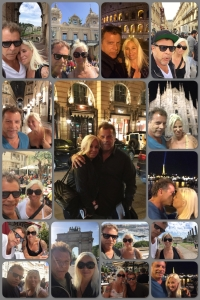 EU trip montage